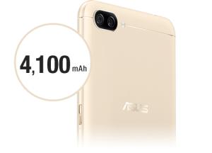 楽天モバイル Zenfone 4 Max 安心バッテリー