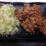 吉野家「豚生姜焼き丼」「豚生姜焼き定食」 2016評判の新メニュー食べてみた