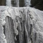 袋田の滝の氷瀑の凍結見ごろとグルメに温泉