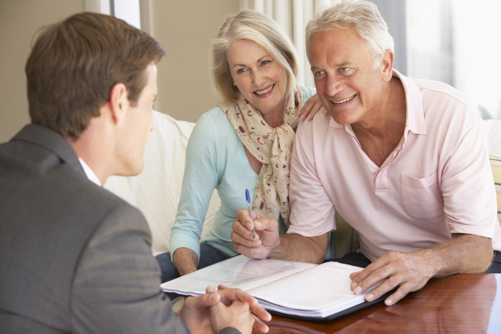 Talking to Your Elderly Parents About Finances