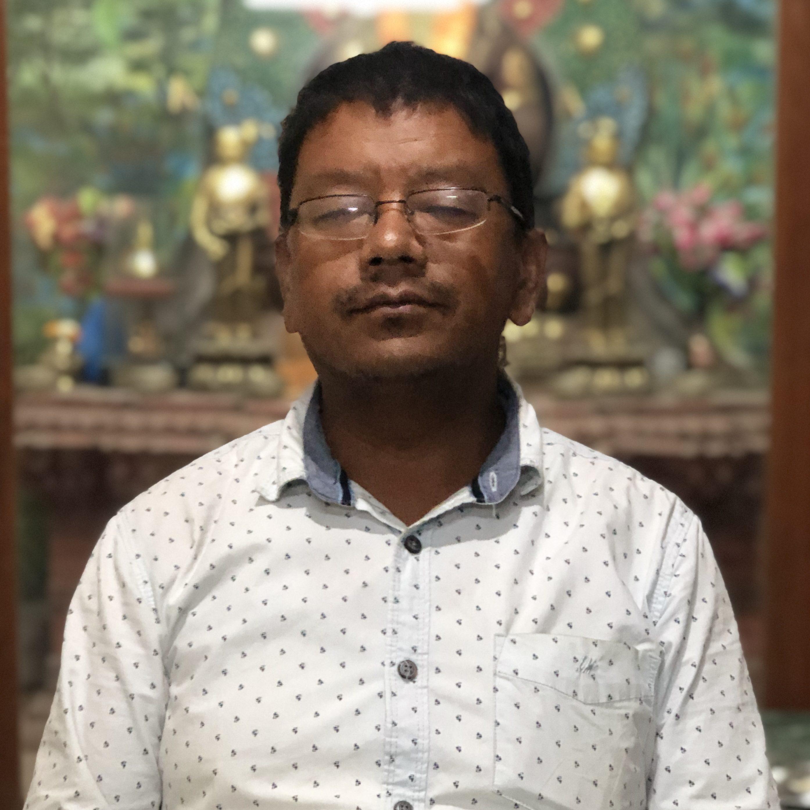 Raghu Thapa Magar