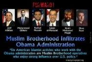 muslim brotherhood infiltrates obama adm