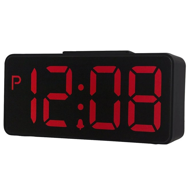 Large Display Alarm Clock Jumbo