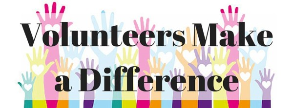 volunteers make difference