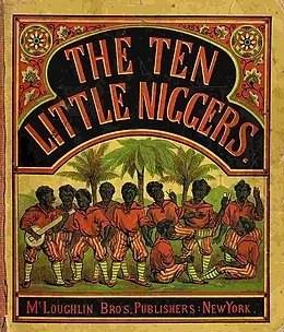 Tien kleine negertjes (lied) - Wikipedia