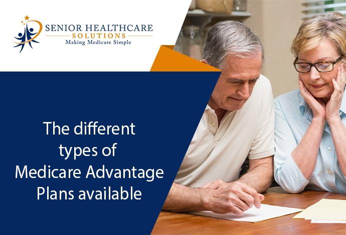 different-types-medicare-advantage-plans