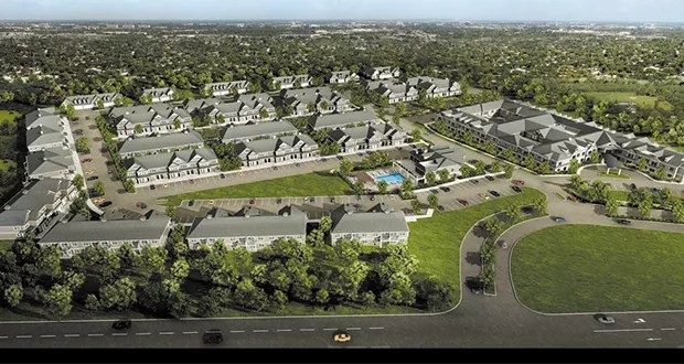 Assisted living, active adult, engel burman group