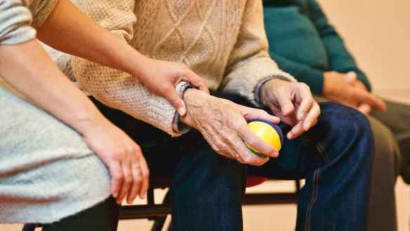 Caregiving for your own loved one can be challenging.
