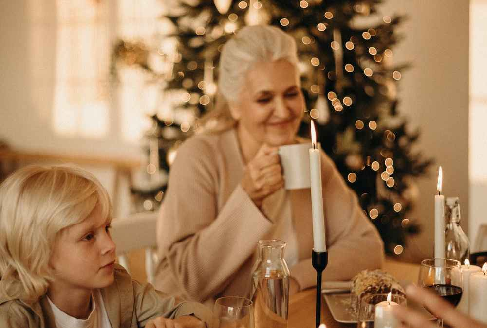 Holiday Grief – How to Cope After Your Parent Dies