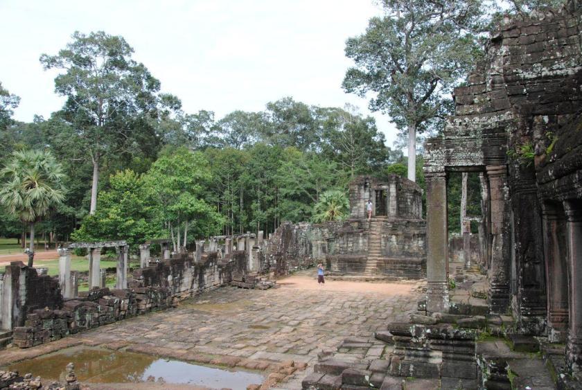 Bajon w kompleksie Angkor