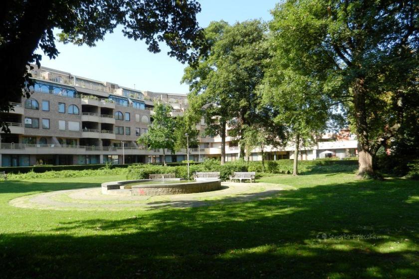 Villerspark w Hasselt