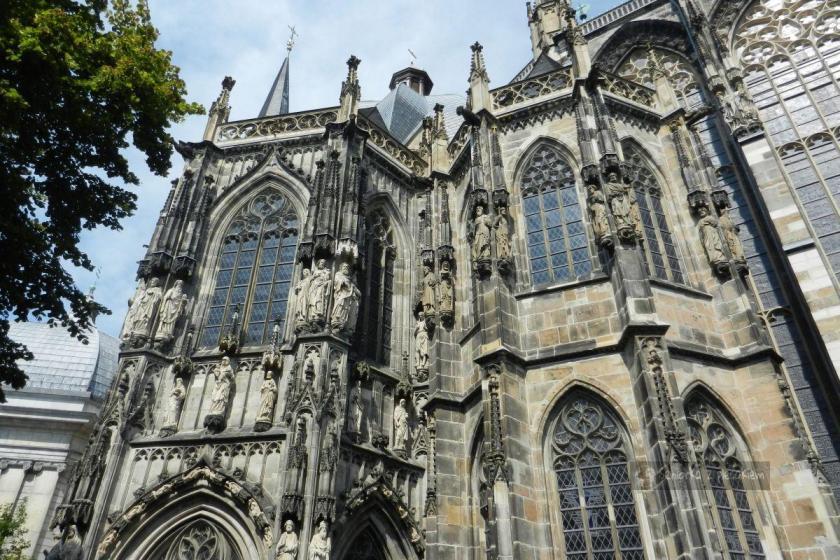 Katedra w Akwizganie w Niemczech
