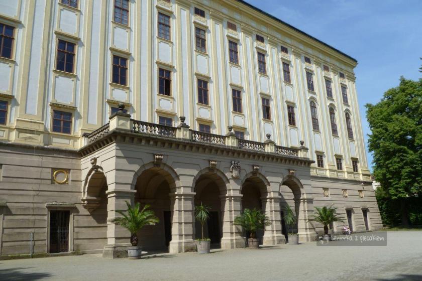 Pałac Arcybiskupi w Kromieryż