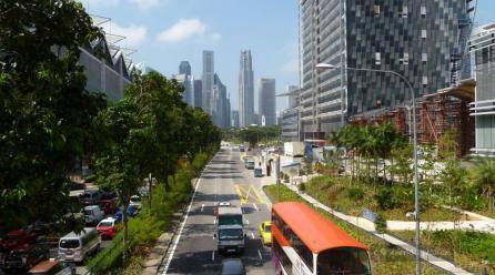 Singapur – Marina Bay