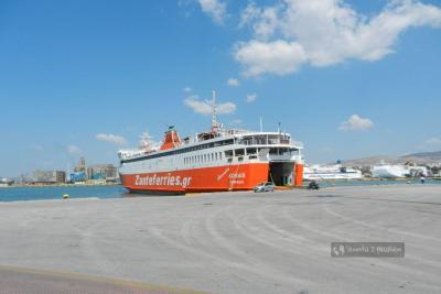 Pireus statek