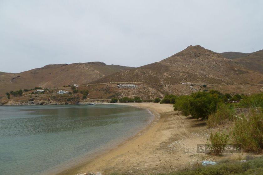 Plaża na Serifos