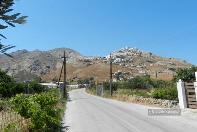 Widok na Chrę z Livadi