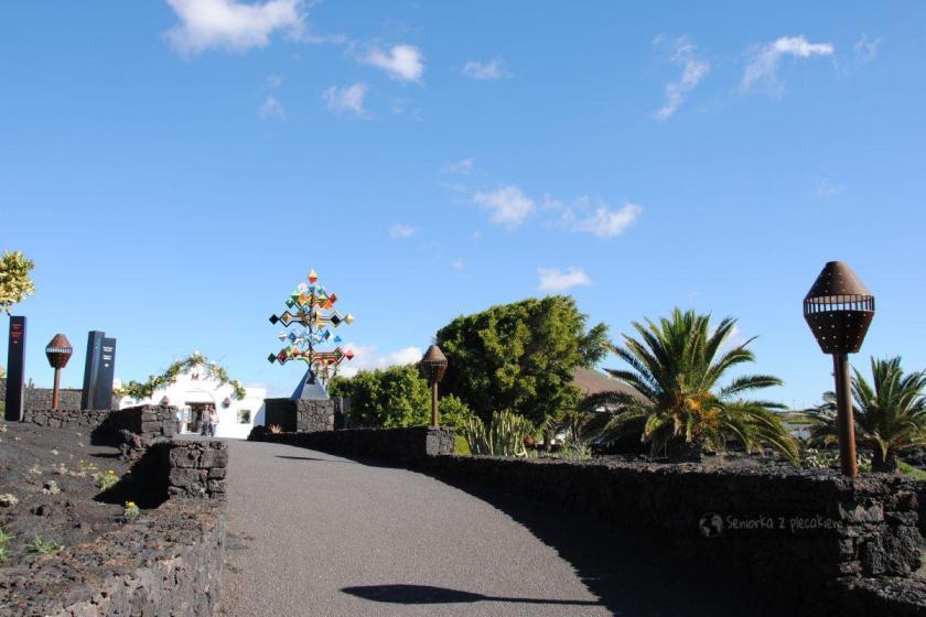 Dom Cesara Manrique na Lanzarote