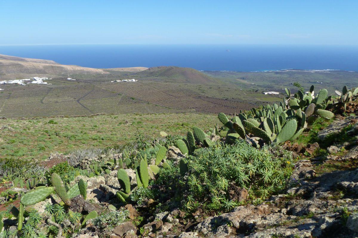 Lanzarote - zajrzeć do wulkanu