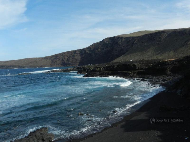 Lanzarote – północne wybrzeże