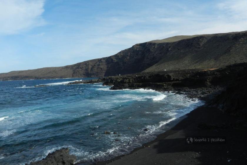 Czarne wybrzeże w Tenesa