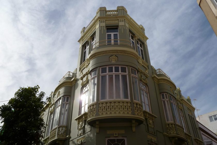 Las Palmas - starówka