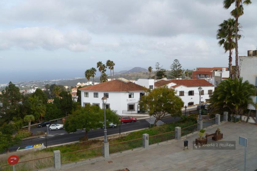 Widok na okolicę w Firgas