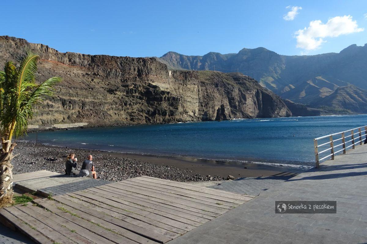 Gran Canaria - nad oceanem