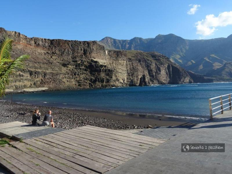 Gran Canaria – nad oceanem