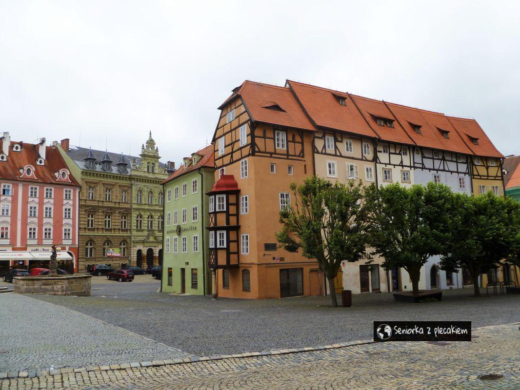 Cheb - mniej znana perełka Czech