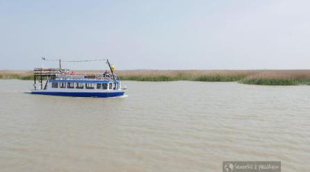 Mały rejs po Jeziorze Nezyderskim