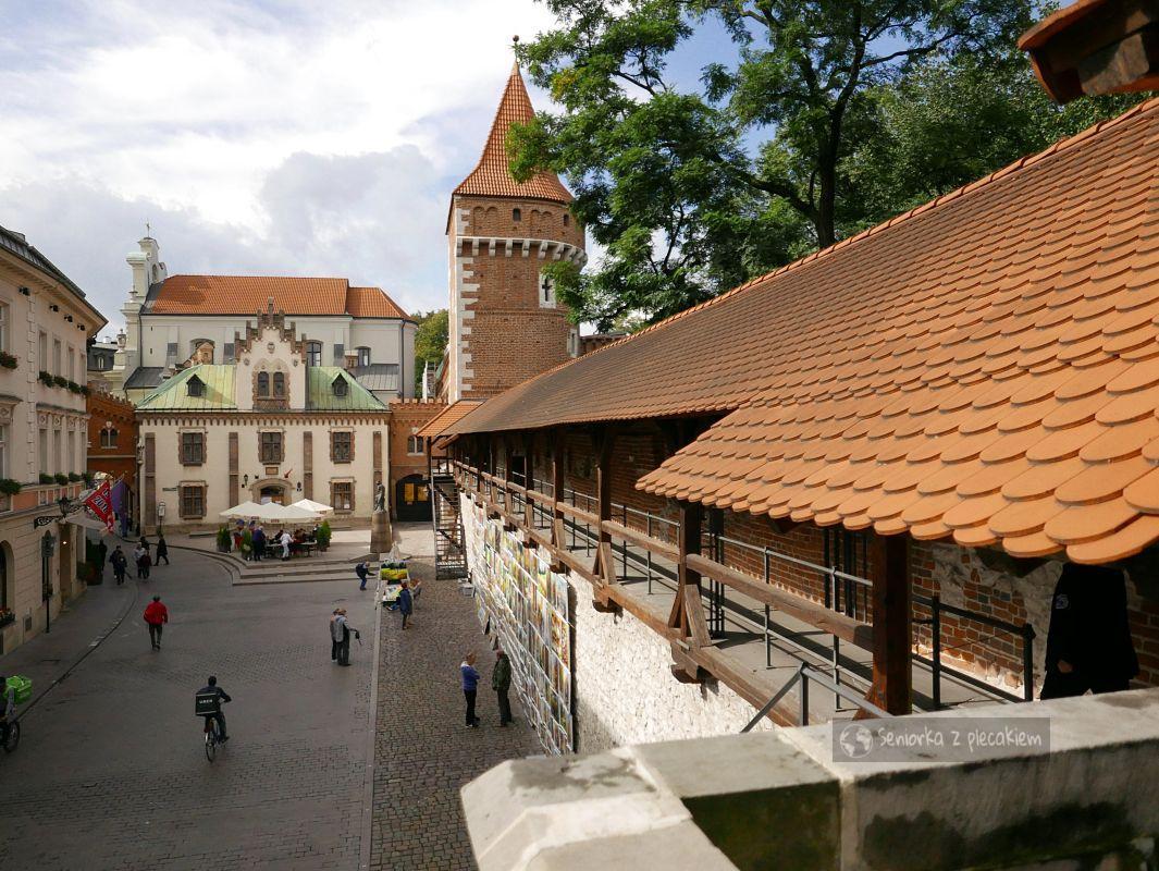 Mury Obronne Krakowa