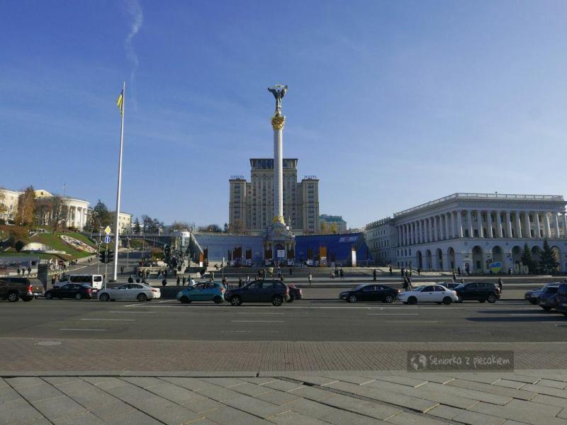 Stopover w Kijowie