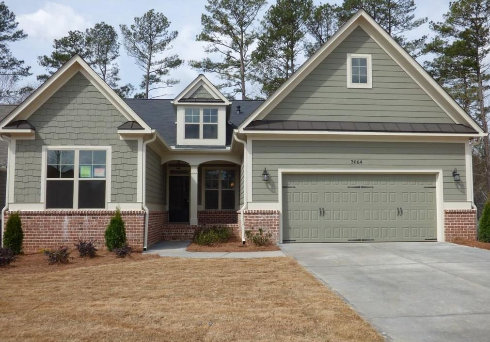 New ranch homes in kennesaw ga taraba home review for New ranch homes