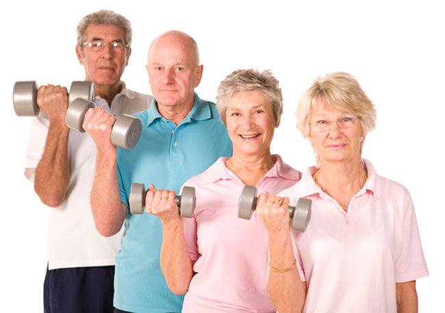 active-seniors-with-dumbbells