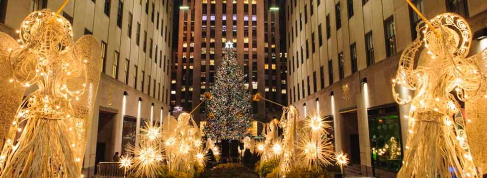 The holiday shopping season may get underway on Black Friday but the flagship event in NYCu0027s Christmas calendar happens on November 30 in the center of the ... & Yuletide Event: Rockefeller Center Tree Lighting Ceremony u2013 Senior ...