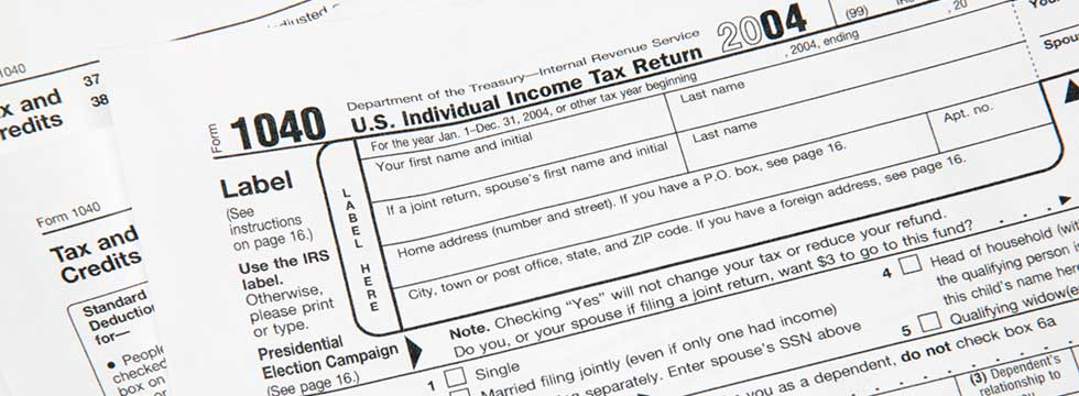 Free help with tax forms