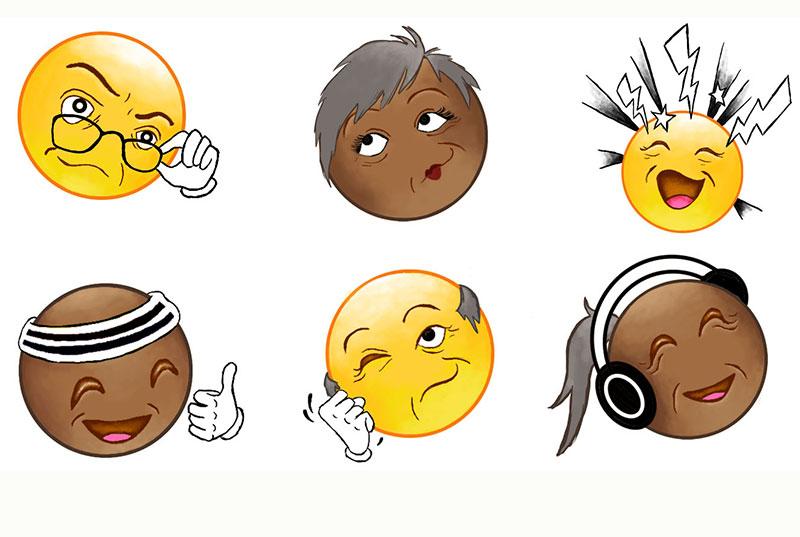 Emoji For Elders Senior Planet