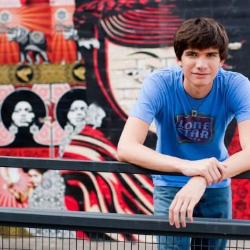 Austin Senior Portraits by Dustin Meyer Photography