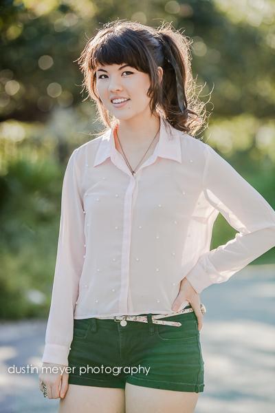 Senior Portraits: Sarah
