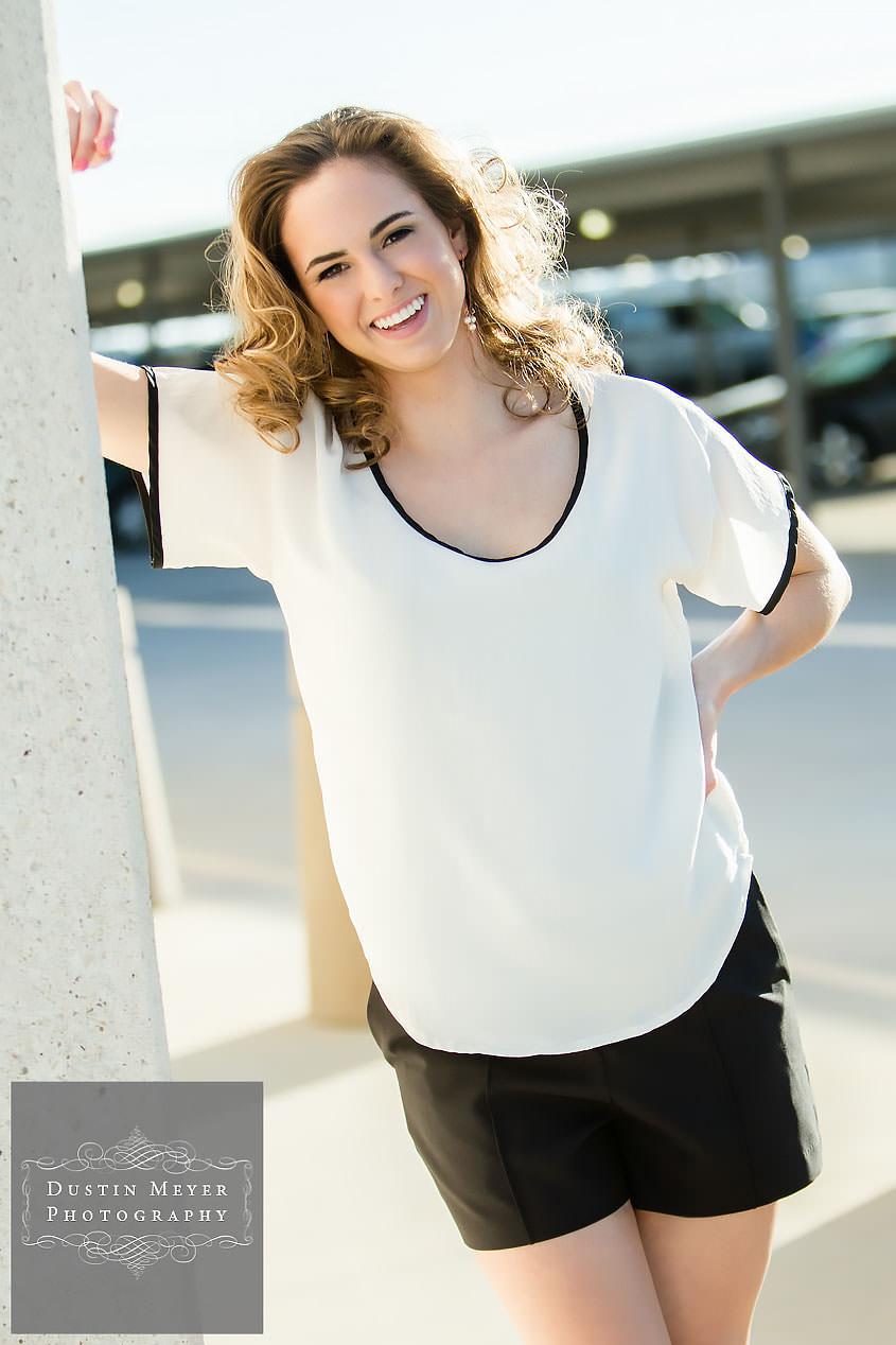 Senior Portraits Austin TX: Abigail