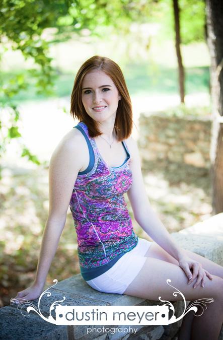 Austin Senior Portraits: Dustin Meyer presents Alicia