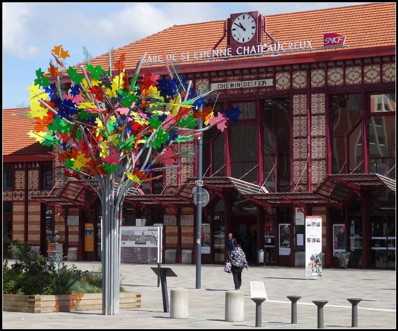 Design City : Saint Etienne Ville, cité du Design entre autres