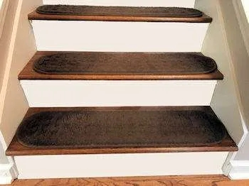 Are Stair Treads Safe What Stair Tread You Need | Individual Carpet Stair Treads | Bullnose Carpet | Wood | Hardwood | Flooring | Spiral Staircase