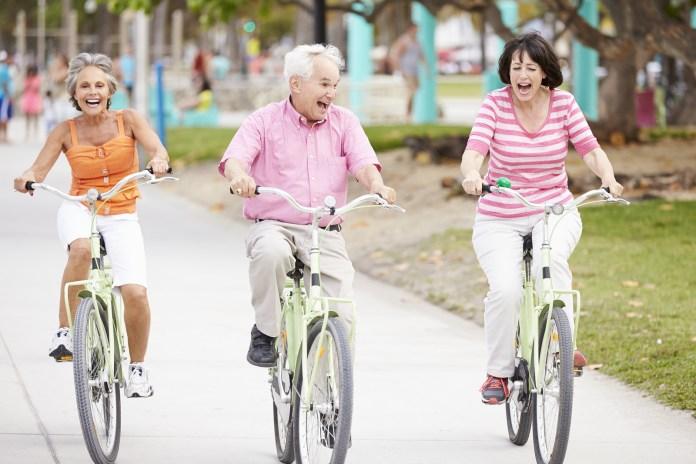 senior exercises