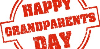 grandaprent's day