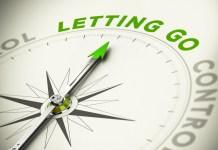 caregiver letting go