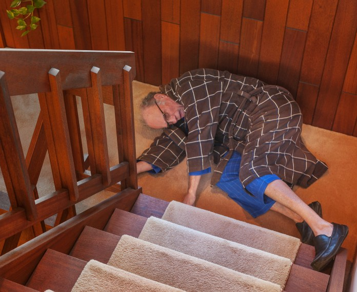 preventing senior falls