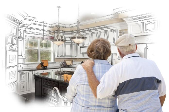 senior friendly home