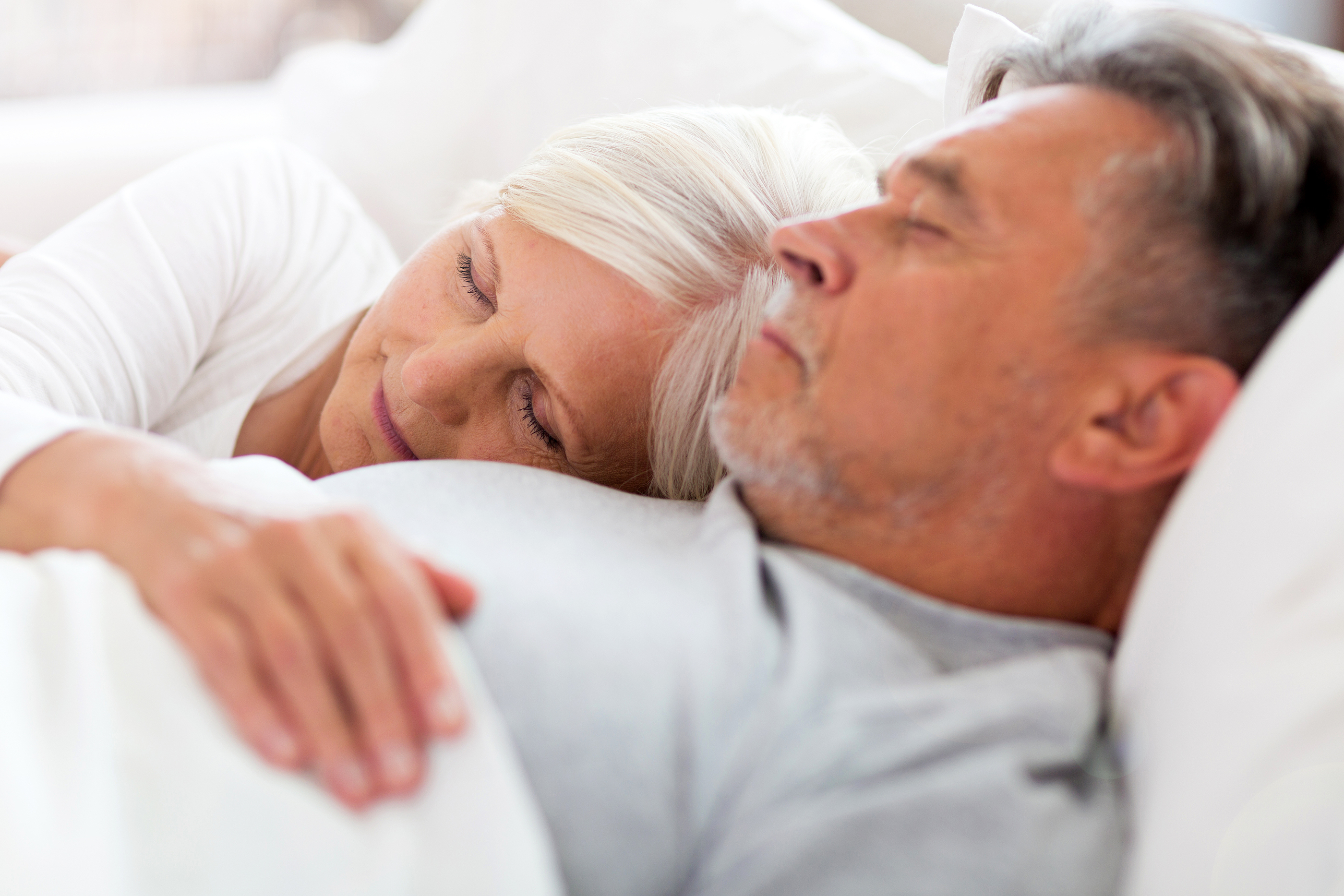 How to Sleep Better As You Age